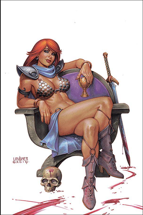 Red Sonja (2019) 5-L by Dynamite Entertainment