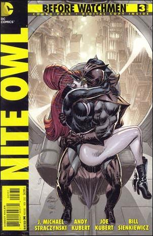 Before Watchmen: Nite Owl 3-C by DC