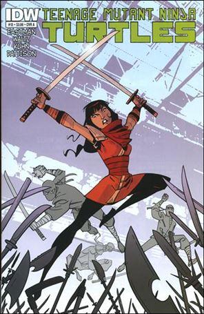 Teenage Mutant Ninja Turtles (2011) 13-A