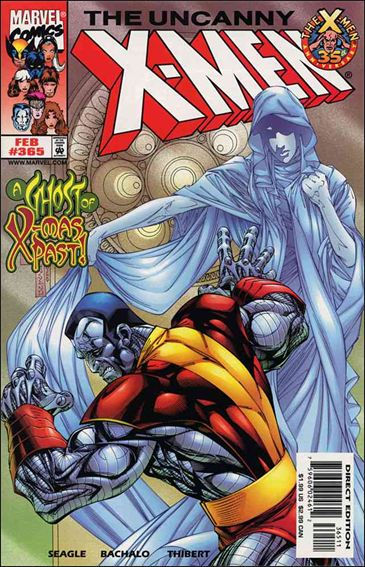 Uncanny X-Men (1981) 365-A by Marvel