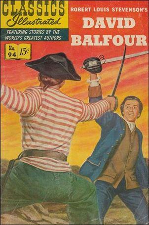 Classic Comics/Classics Illustrated 94-C