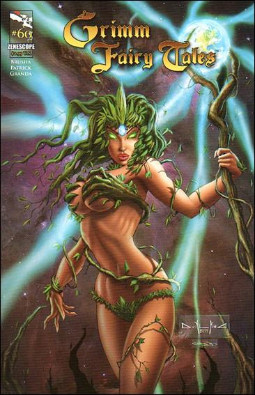Grimm Fairy Tales (2005) 60-A by Zenescope Entertainment