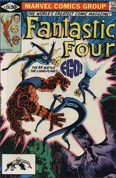 Fantastic Four (1961) 235-A by Marvel