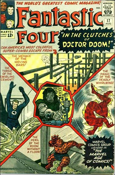 Fantastic Four (1961) 17-A by Marvel