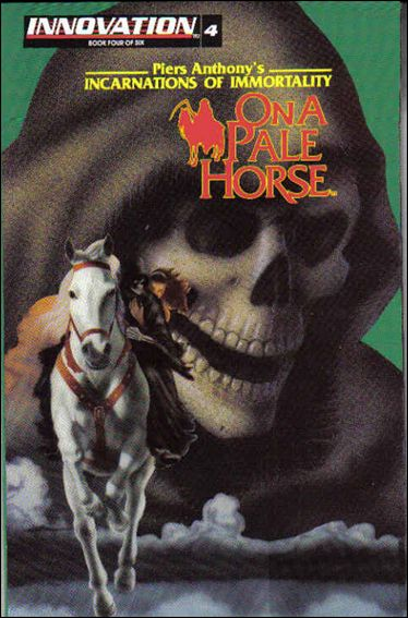 On a Pale Horse 4-A by Innovation