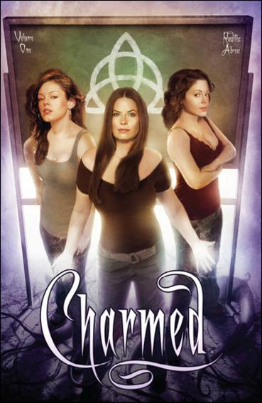 Charmed 1-A by Zenescope Entertainment