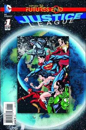 Justice League: Futures End 1-A
