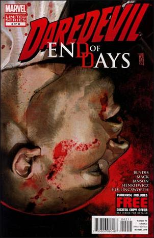Daredevil: End of Days 2-A by Marvel