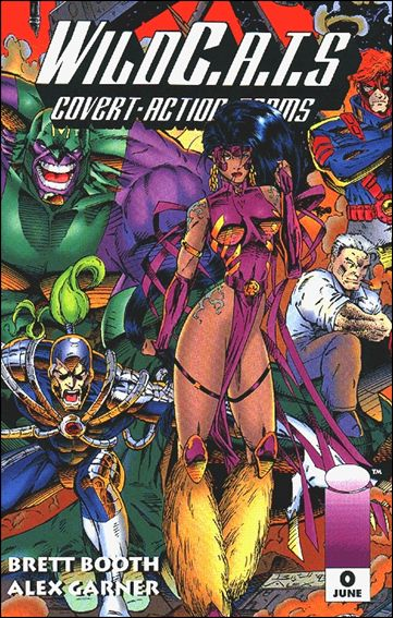 WildC.A.T.s: Covert Action Teams 0-A by Image