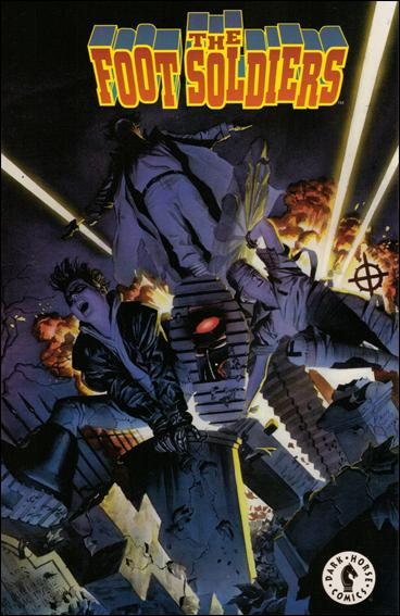 Foot Soldiers (1996) Ashcan-A by Dark Horse