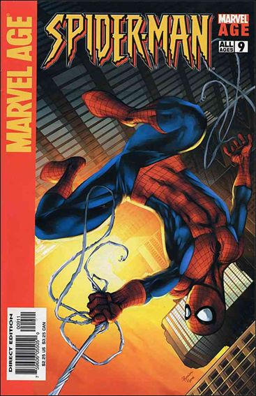 Marvel Age: Spider-Man 9-A by Marvel