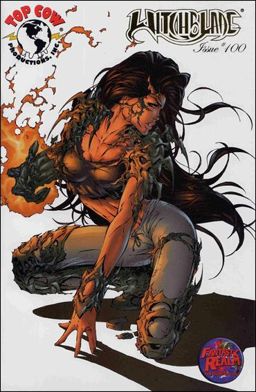 Witchblade 100-F by Top Cow