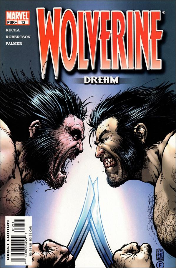 Wolverine (2003)  12-A by Marvel