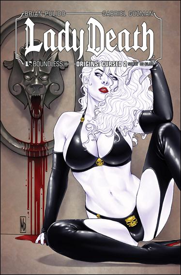 Lady Death Origins: Cursed 2-C by Boundless Comics