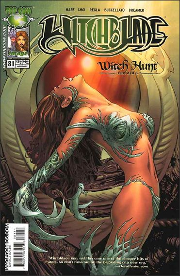 Witchblade (1995) 81-A by Top Cow