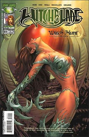 Witchblade 81-A