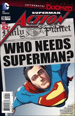 Action Comics (2011) 35-A