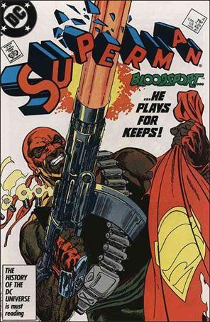 Superman (1987) 4-A