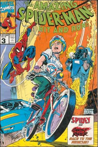 Amazing Spider-Man: Hit and Run 3-A by Marvel
