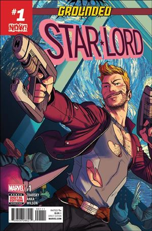 Star-Lord (2017) 1-A