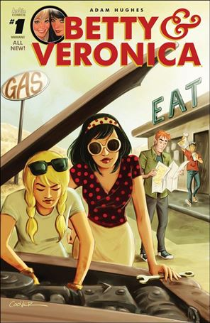 Betty and Veronica (2016) 1-F