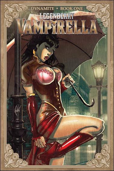 Legenderry Vampirella 1-B by Dynamite Entertainment