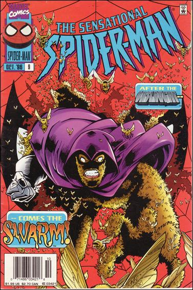 Sensational Spider-Man (1996) 9-B by Marvel