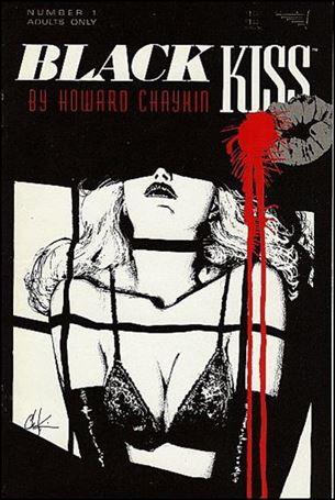 Black Kiss 1-C