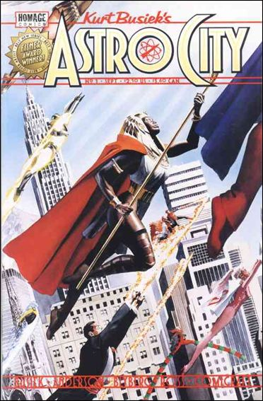 Kurt Busiek's Astro City (1996) 1-C by Homage Comics