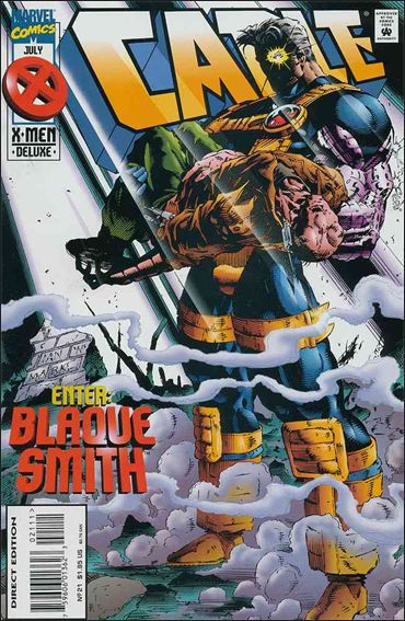 Cable (1993) 21-A by Marvel