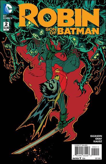 Robin: Son of Batman 2-A by DC
