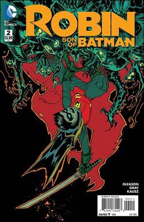 Robin: Son of Batman 2-A