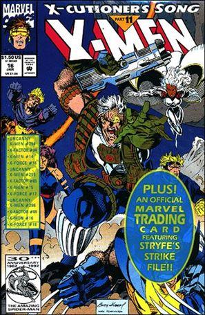 X-Men (1991) 16-A