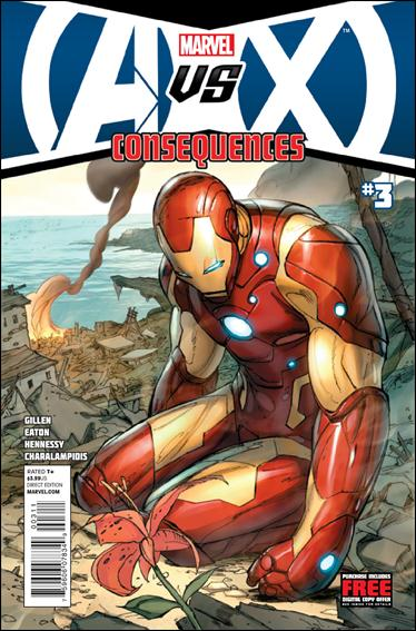 AvX: Consequences 3-A by Marvel