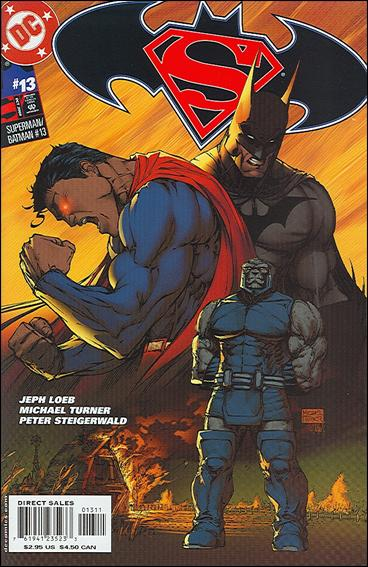 Superman/Batman 13-A by DC