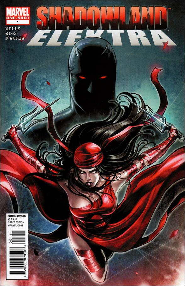Shadowland: Elektra 1-A by Marvel