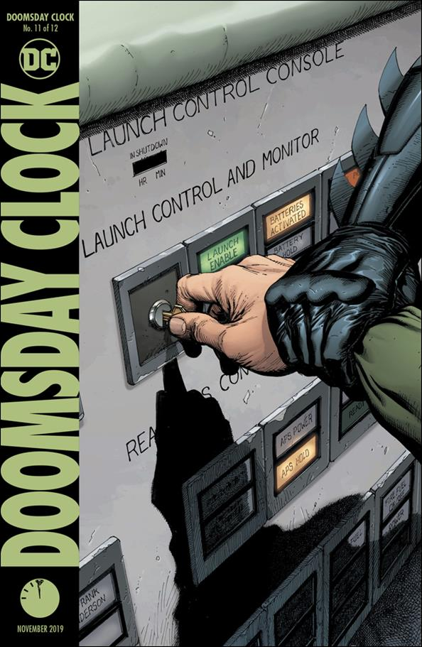 Doomsday Clock 11-A by DC