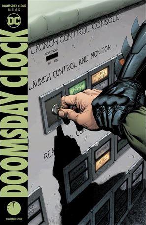 Doomsday Clock 11-A