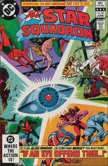 All-Star Squadron 10-A by DC