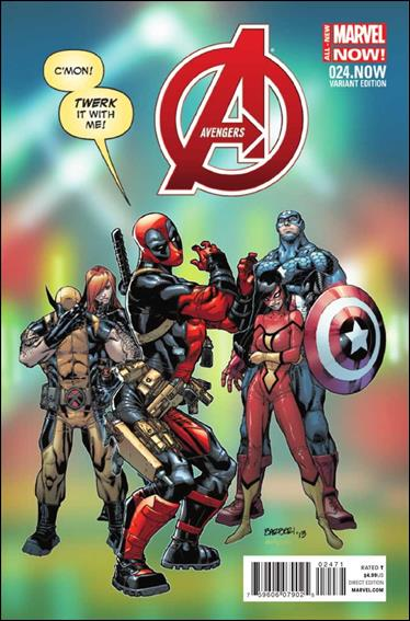 Avengers (2013) 24.NOW-G by Marvel