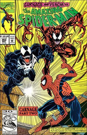 Amazing Spider-Man (1963) 362-A