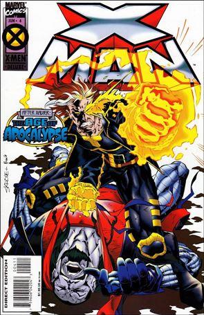 X-Man 4-A