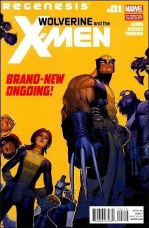 Wolverine & the X-Men 1-E