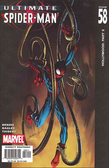 Ultimate Spider-Man (2000) 58-A by Marvel