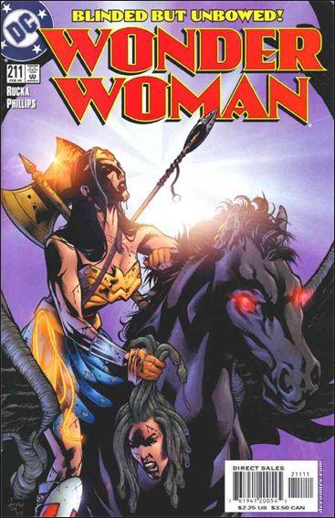 Wonder Woman (1987) 211-A by DC