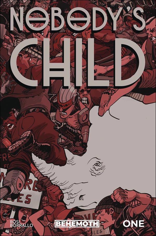 Nobody's Child 1-B by Behemoth Comics