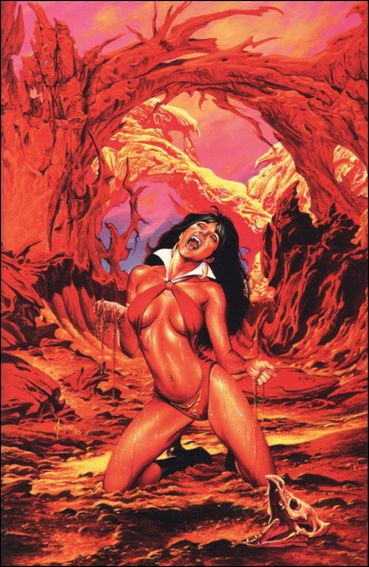 Vampirella: Blood Lust 1-B by Harris