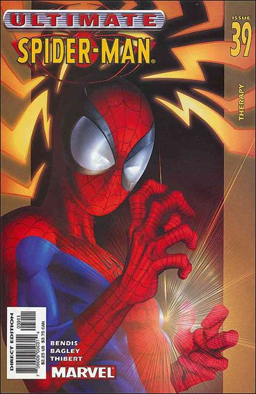 Ultimate Spider-Man (2000) 39-A by Marvel