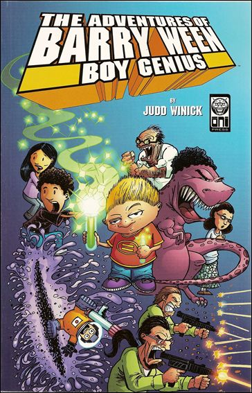 Adventures of Barry Ween, Boy Genius nn-A by Oni Press