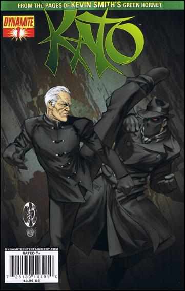 Kato 1-A by Dynamite Entertainment